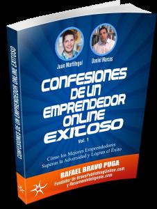 Ebook Confesiones de un Emprendedor Online Exitoso