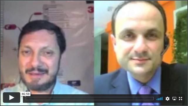 Entrevista a Javier Rivero-Diaz