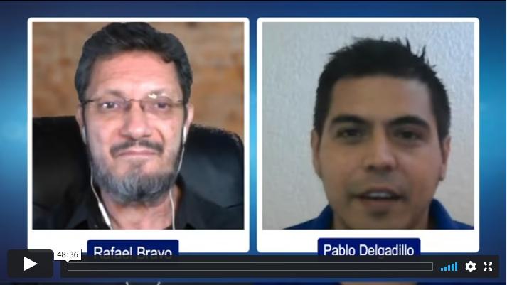 Entrevista a Pablo Delgadillo