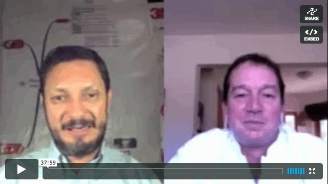 Entrevista a Phil Alfaro