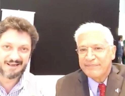Entrevista Luis Eduardo Barón a Rafael Bravo